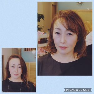 HARU骨格・肌カラー診断メイク